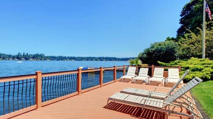 Building Your Dream Deck Benefits Of Composite Decking Grand Rapids