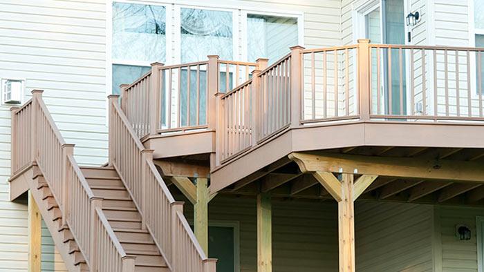 Michigan Composite Decking Supplier