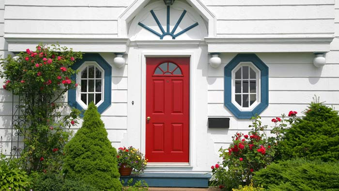 Choose A Door Color Michigan Building Supplier