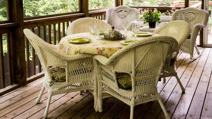 13 Outdoor Decking Ideas To Use This, Outdoor Furniture Traverse City Michigan