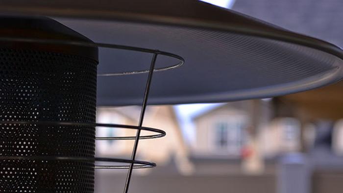 Deck Heaters Michigan Building Supplier